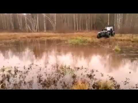 Вологодский зис 5 по болоту
