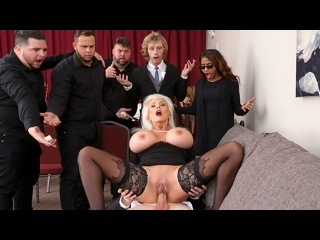 Sally DAngelo - Burying The Dick 10 Inch Deep - Porno, Big Tits, Big Ass, Blowjob, Blonde, Granny, Hardcore, All Sex Porn, Порно