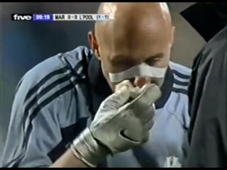 Olympique de Marseille vs Liverpool FC (UEFA cup 2003-2004  2nd match - bright moments)