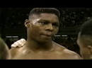 Майк Тайсон. Нарезка лучших боёв легендарного боксёра нашей современности.