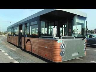 """Уникальный двухсторонний автобус «Cobus DES"""" ¦ Unique double-sided bus """"Cobus DES"""""""