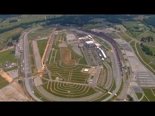 Chopper (blimp) camera - Talladega - Round 13 - 2020 NASCAR Cup Series