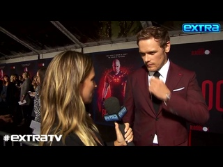 Sam Heughan's Sweet Words About 'Bloodshot' Co-Star Vin Diesel_ Plus_ His 'Outlander' Teaser