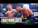 HIGHLIGHTS Canelo Alvarez vs. Billy Joe Saunders