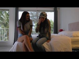 Karma RX, Tana Lea lesbian milf mature tits ass pussy porn orgasm sex hot перевод субтитры лесби 1080