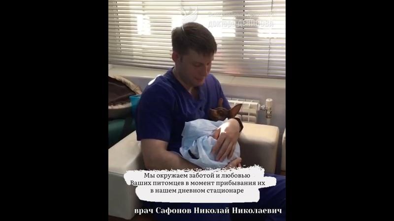 Видео от Кристины Пановой