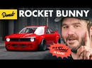 Въехать в суть. Всё, что вам нужно знать о Rocket Bunny BMIRussian