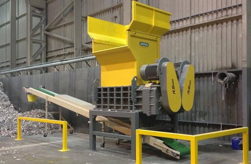 Измельчение промышленных металлических отходов, изображение №4