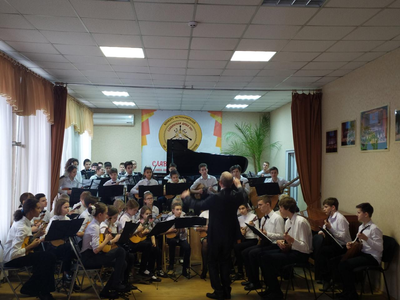 В Донецке состоялось открытие конкурса «СЛАВЯНСКАЯ ДУША»