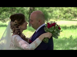 Юрий и Ксения (свадебная прогулка)