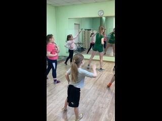 Детский фитнес.