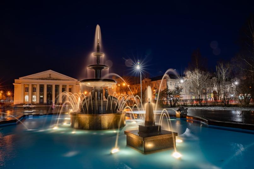 Солёные брызги ухтинского фонтана, изображение №1