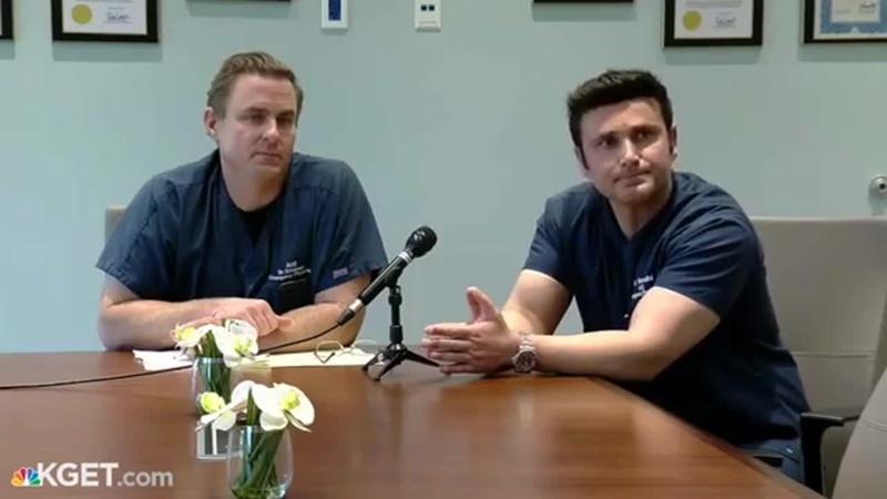 Dokter Dan Erickson en dokter Artin Massihi