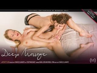 Kiara Lord, Rebel Lynn - Deep Massage StaffSelection