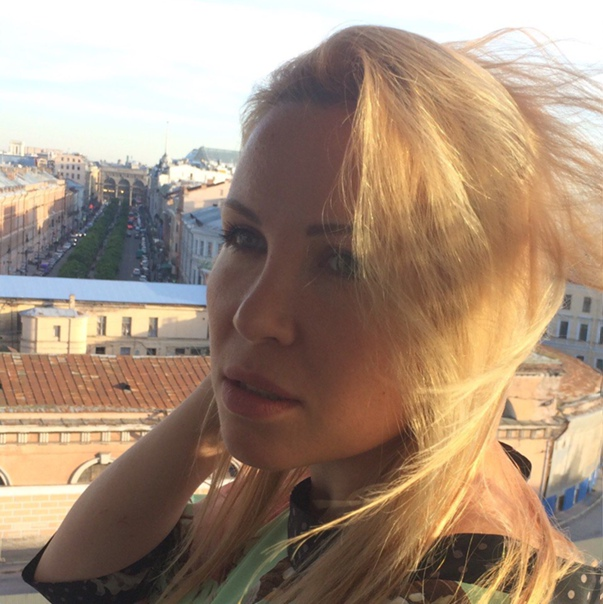 Людмила Аникеева, Санкт-Петербург, Россия