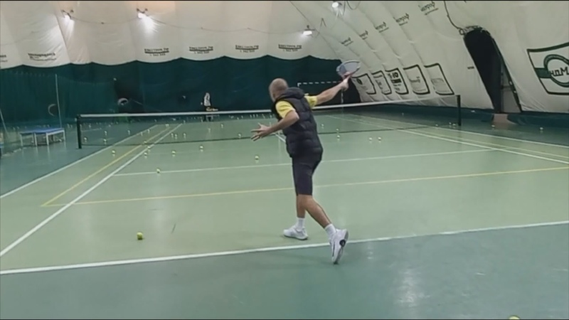 Видео от Теннисный клуб Чемпион Томск