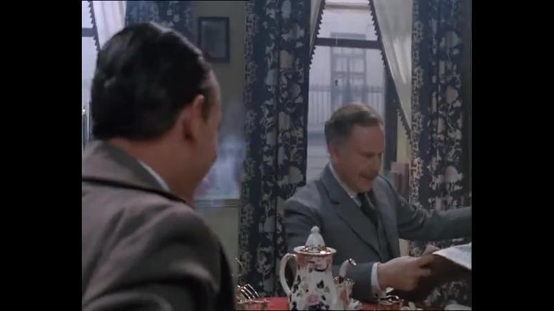 Сериал Приключения Шерлока Холмса Знак четырех