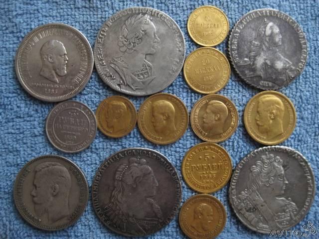 Монеты приобрету в коллекцию дорого или обменяюсь.