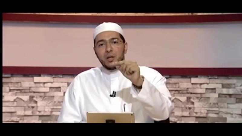 Отрывок из передачи шейха Муаза Сафвата👩🏻💻