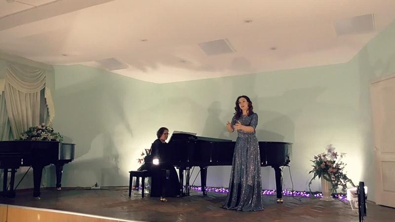 Хорватская народная песня Нимфа Дарья Лазаренко
