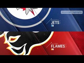 Winnipeg Jets vs Calgary Flames Mar 29, 2021 HIGHLIGHTS