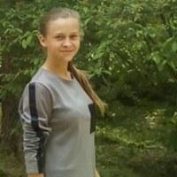 Фотография страницы Анны Літвіненко ВКонтакте
