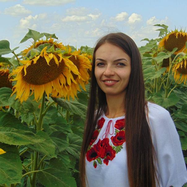 Уляна Любінська, Украина