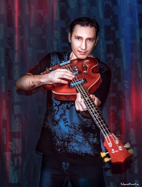 Роман Туляков, Назарово, Россия