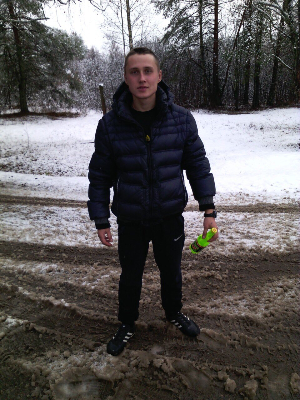 Иван, 24, Artemovskiy