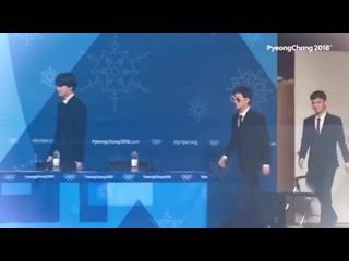 [VIDEO] 180222 EXO @ pyeongchang2018 Twitter Update