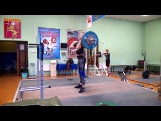 Дмитрий Масленков-01 г/р-толчок 125 кг. (соб. вес)