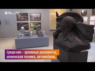 Новая экспозиция в калифорнийском музее холодной войны