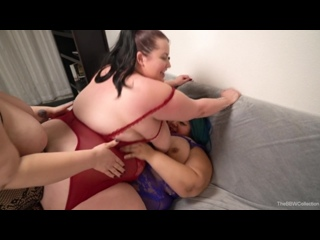 dp strapons for Eliza Allure and Alexxxis Allure and friends