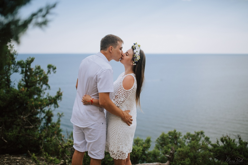 Свадебная съемка в Судаке - Фотограф MaryVish.ru