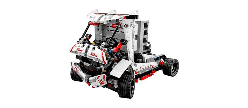Базовые проекты Lego Mindstorms EV3, изображение №8