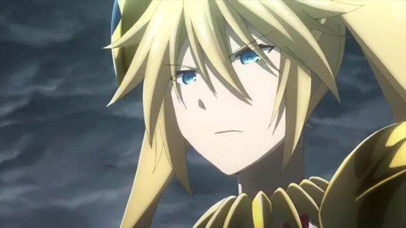 Судьба Девочка волшебница Илия Фантазм Призмы трейлер нового OVA эпизода