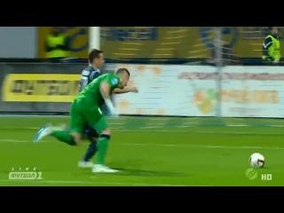 Олімпік 1:0 Чорноморець  Гол: Дегтярьов 70 хв.