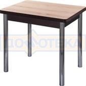 Кухонный стол из ЛДСП Дрезден М-2 ДС/ВН (Дуб светлый) 02