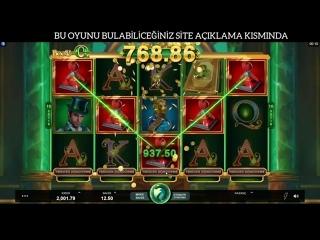 Casino Sarayi - 12.5 TLYE  TL! EFSANE PARA VEREN SLOT OYUNU! 2100X KAZANÇ