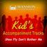 Mansion accompaniment tracks mansion kid s sing along