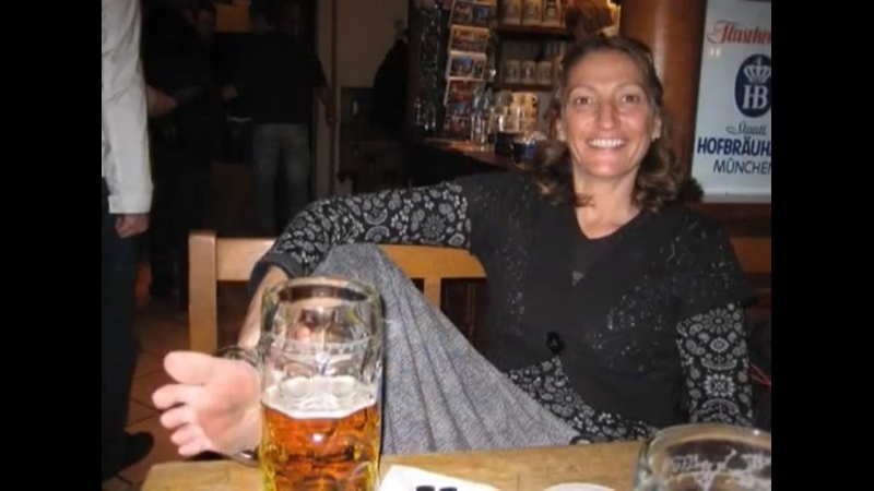 3 Scalza a Monaco di Baviera Barfuss in München