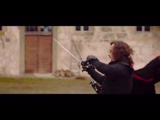 Мушкетёры против 40 гвардейцев Кардинала.