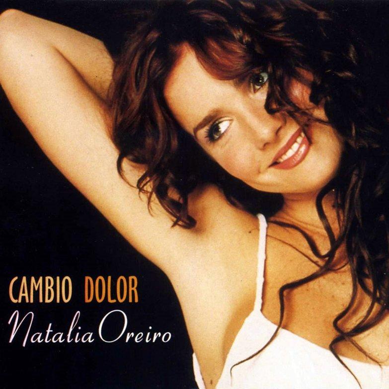Natalia Oreiro album Cambio Dolor