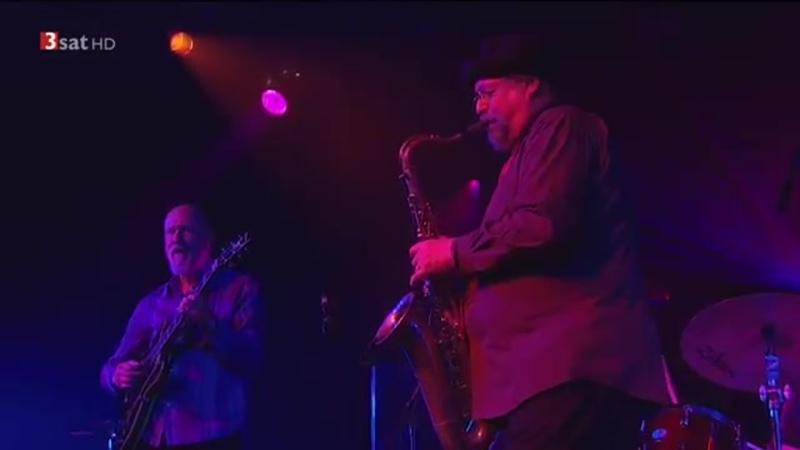 Joe Lovano John Scofield Joe Lovano Quartet - Leverkusener Jazztage 2015 (360p)