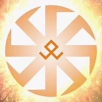 Логотип Земля Даждьбога. Вестник общины.