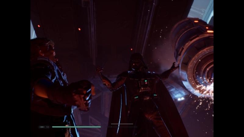 Star Wars Jedi Fallen Order...Железное будущее ч.1...