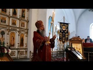 Митрополит Казанский и Татарстанский Кирилл впервые посетил Лаишево