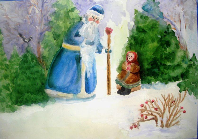 Воспитанники школы искусств Петровска предлагают петровчанам посмотреть новую выставку рисунков