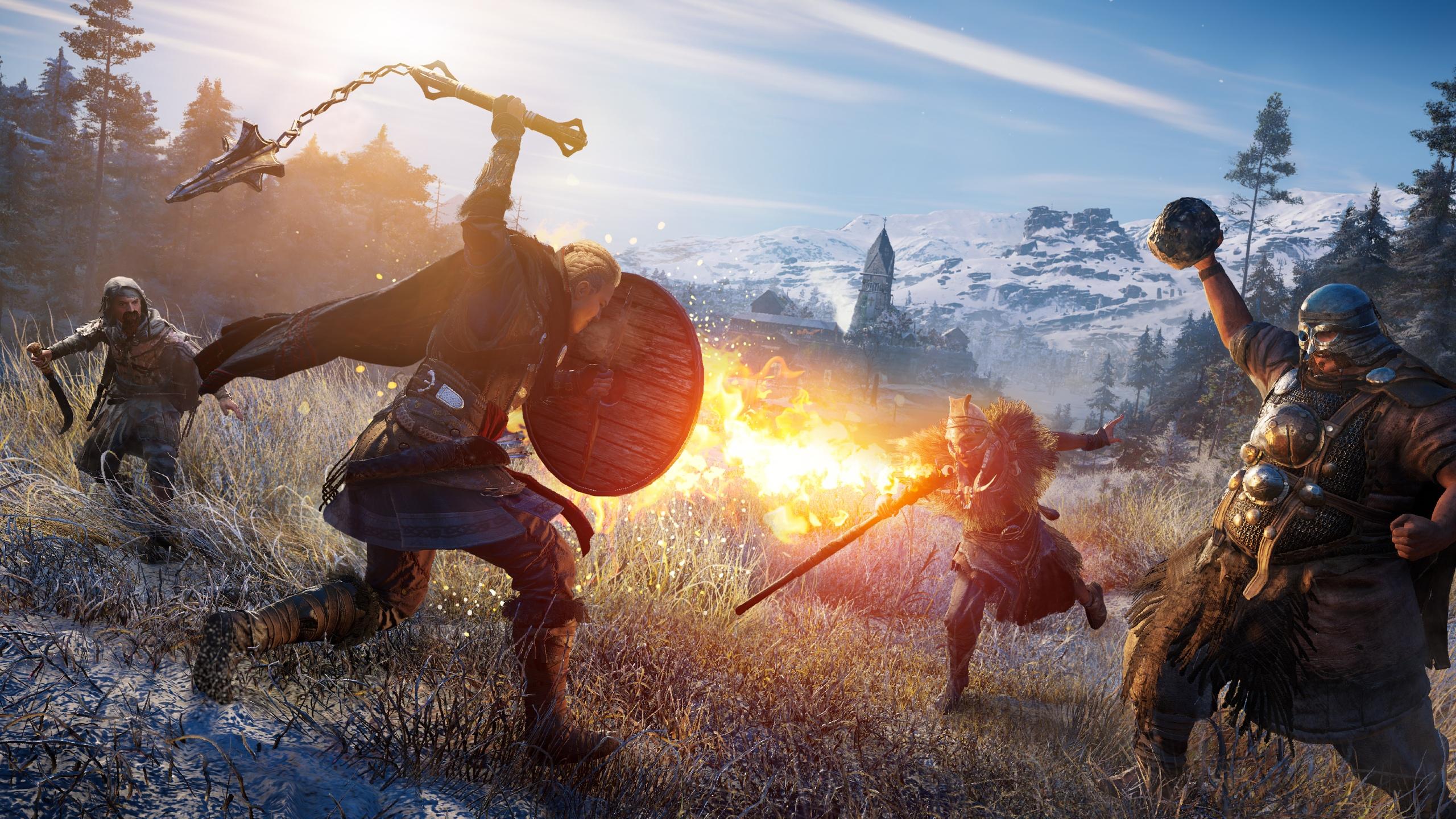 Аренда Assassin's Creed: Вальгалла Valhalla на PlayStation 4