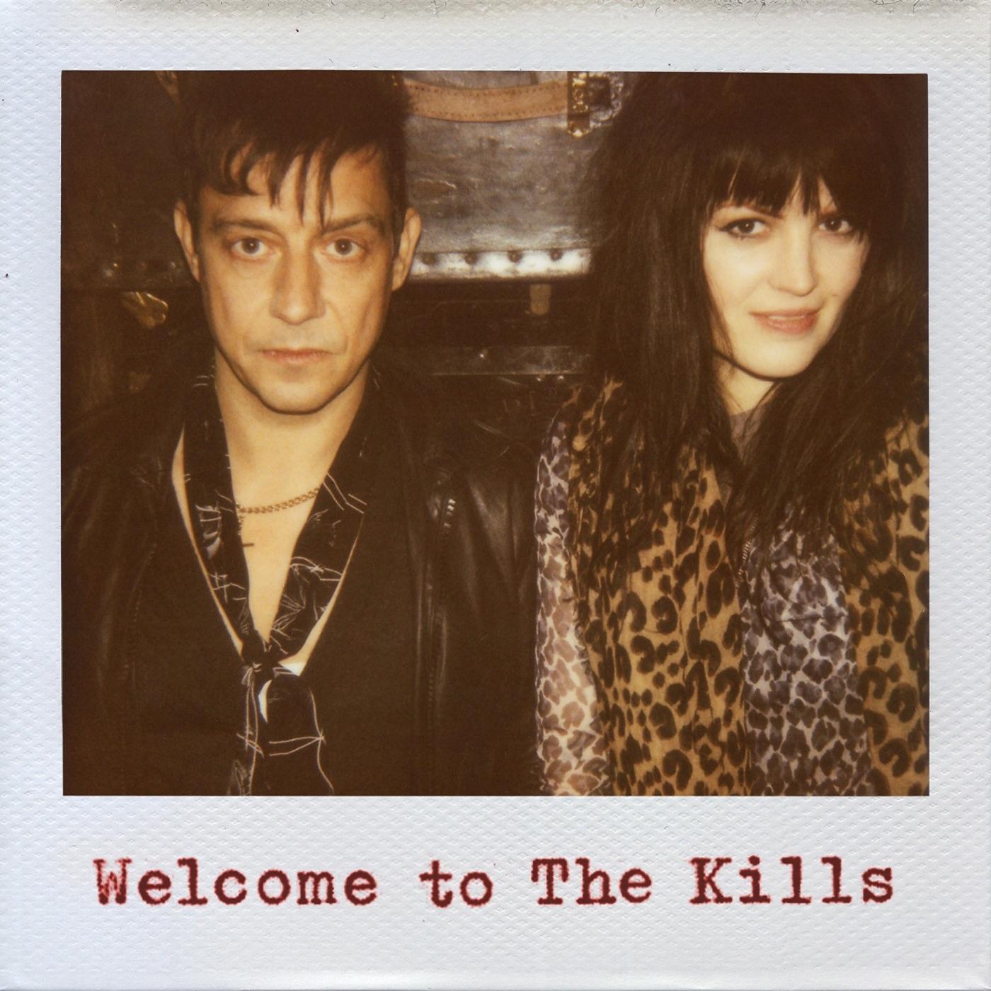 The Kills album Welcome to The Kills
